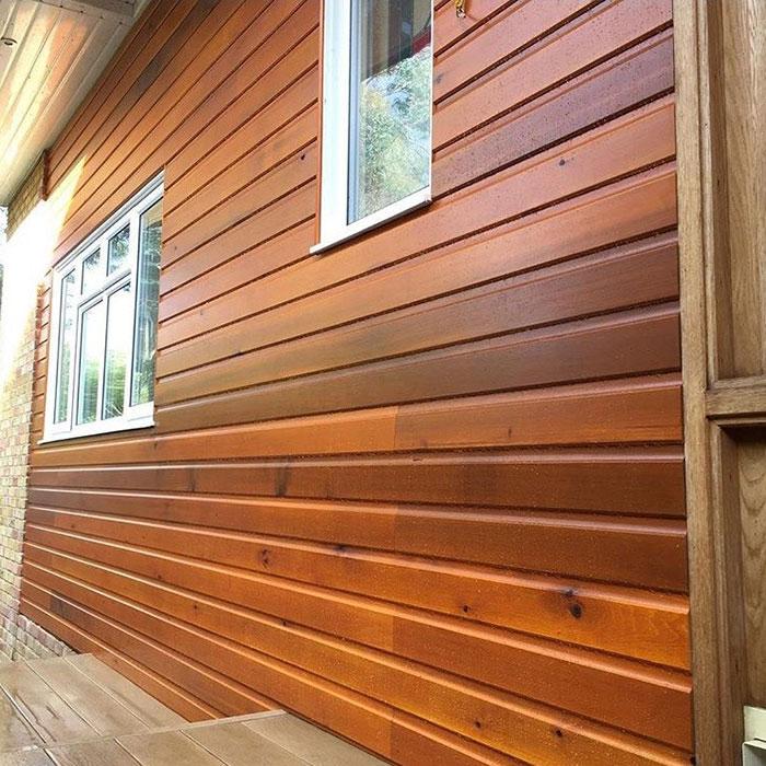 Cedar Cladding - Shepperton