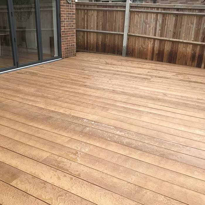 Millboard Decking - Coppered Oak - Woking
