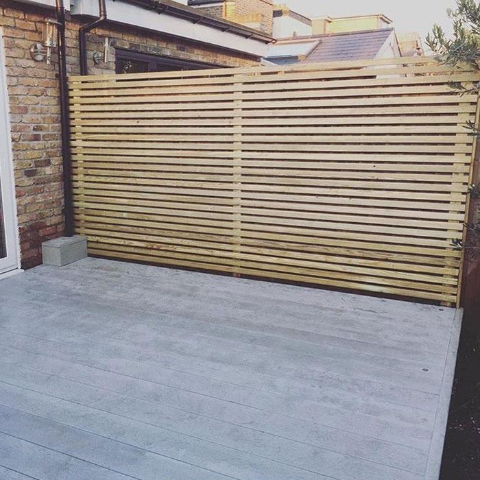 Millboard Decking - Smoked Oak - Twickenham