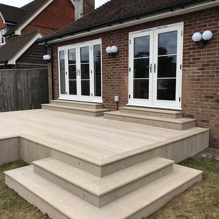 Millboard decking – Aldershot