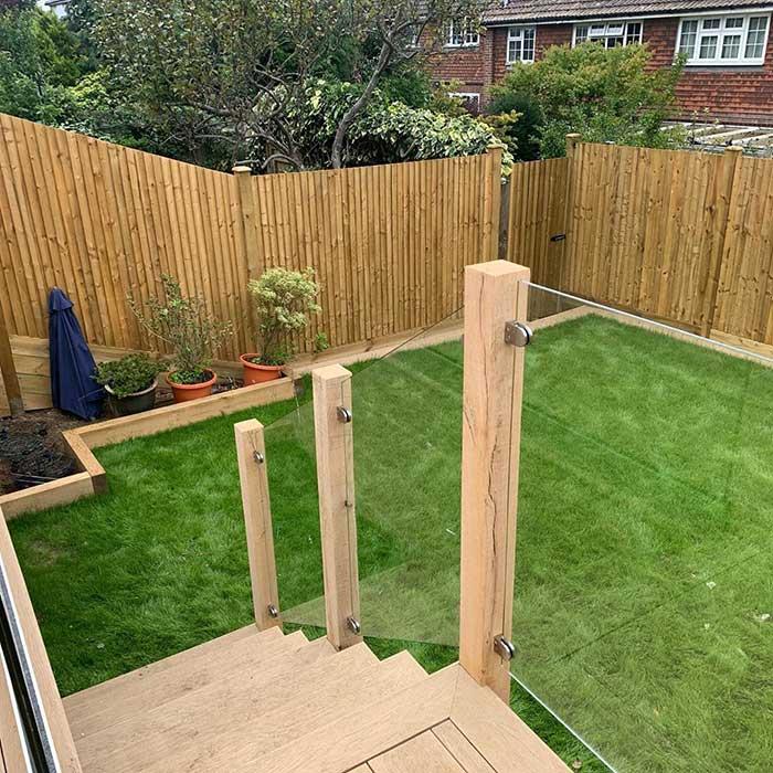 Millboard decking – Redhill